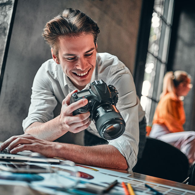 Devenir un expert en photographie
